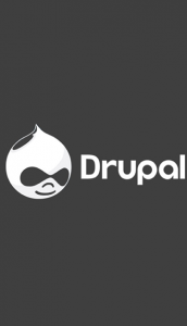 Logo: Drupal